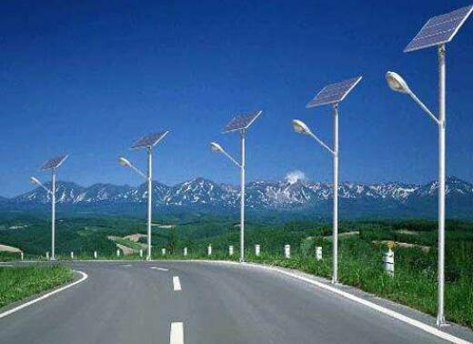 太阳能路灯的构造_太阳能路灯的电压是多少