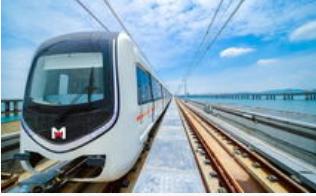 福建移動(dong)已在廈門地鐵2號線上(shang)成功(gong)開通了5G網絡