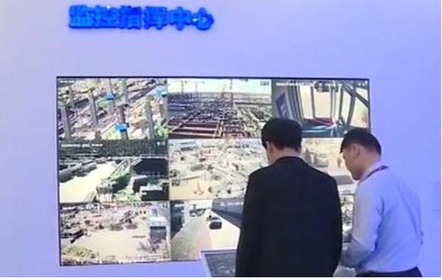 河北省首个5G+边缘计算的智慧工地示范场景已正式投入使用