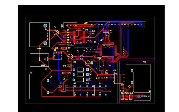 Altium Designer快捷键的详细资料介绍