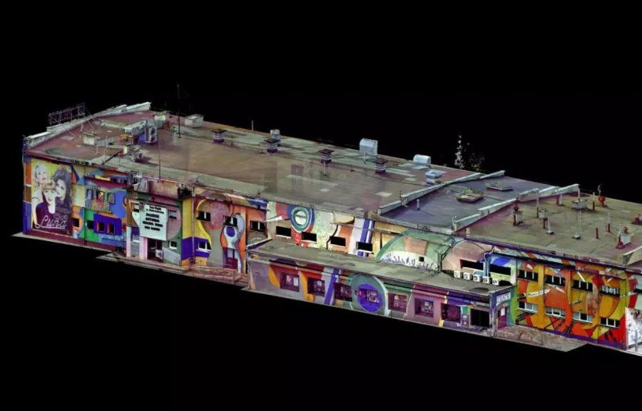 三维数字化三维激光扫描技术是连接BIM模型和工程现场的有效纽带