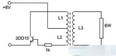 三款簡單的日光燈驅動電路圖分享