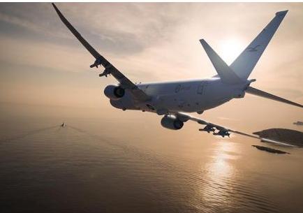 波音公司獲得了一份生產18架P-8A海神巡邏機的合同