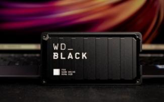 西部数据WD_BLACK P50移动固态评测,在便携性和抗冲击方面很出色