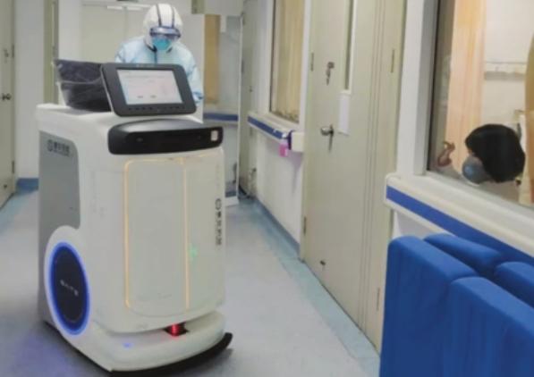 优必选和深圳市公安局联合打造出了全国首个5G机器人