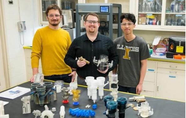 科学家利用3D打印技术扩大了同位