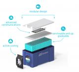 可回收重复利用的电动汽车电池 功率比普通电池高四倍