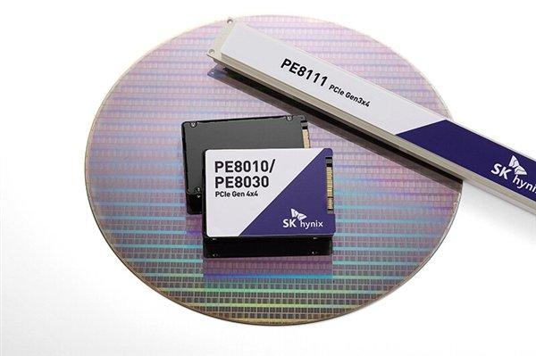 SK海力士发布最新款企业级SSD PE8000系列 持续读取速度可达8.3GB/s