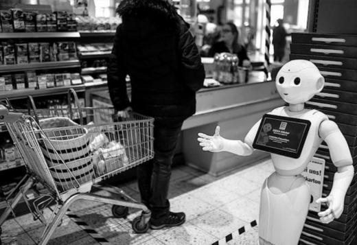 服务机器人在抗击新冠肺炎疫情中做出了哪些贡献