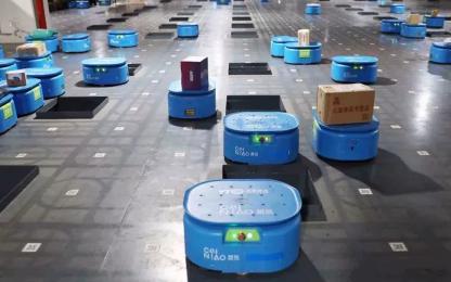 无线传输技术让机器人在工厂的生产效率大幅提升