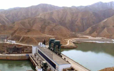黄河大峡水电站2号机组进入设备回装阶段