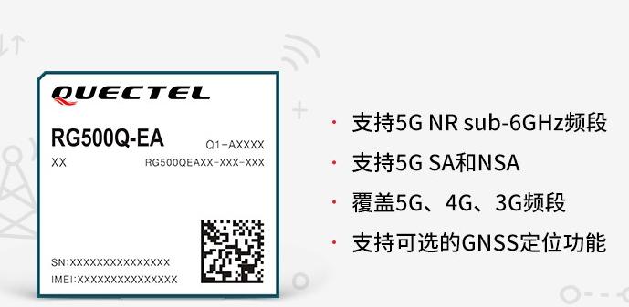 移遠通信的5G模組已經正式進入了商用階段