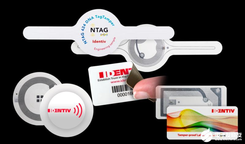 Identiv为物联网市场发布了一系列新的环保RFID和NFC标签