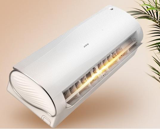 小Biu空调Max正式上市该空调支持AI智能语音...