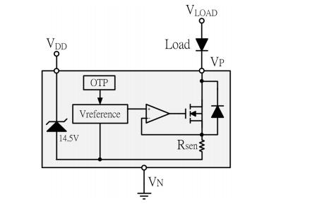 NU501单通道定电流LED驱动芯片的数据手册免费下载