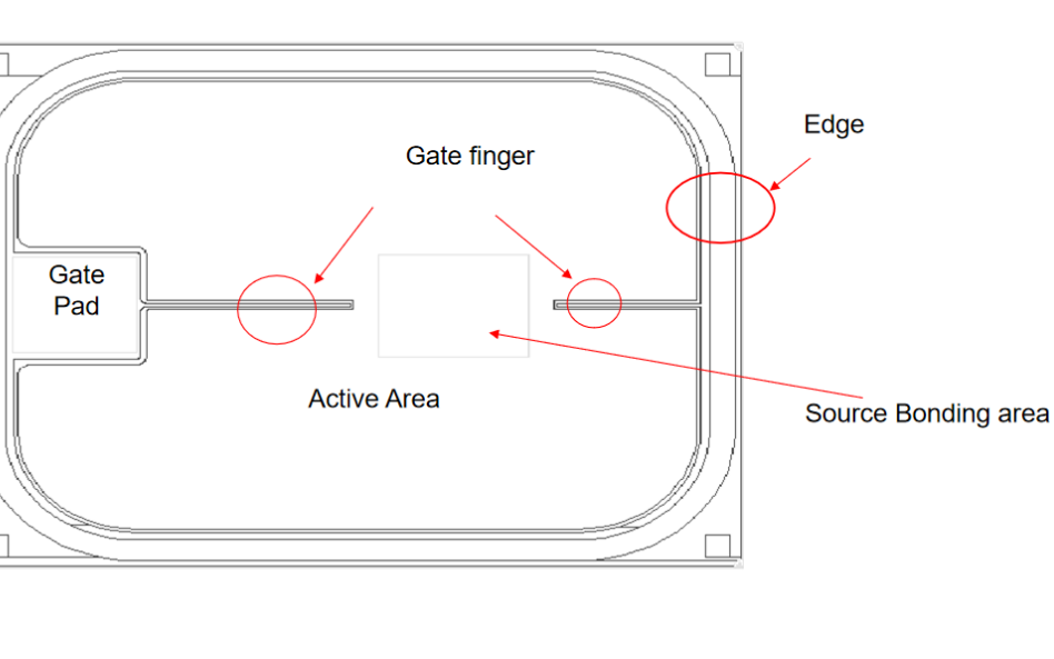 平面VDMOS器件工藝流程和基本電參數的詳細資料說明
