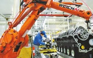 制造业企业复工率为98.7%,3月份制造业PMI超出预期
