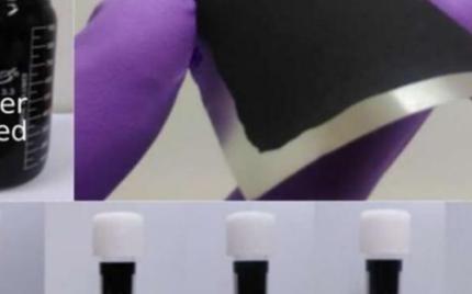 物理学家最新制造出了稳定的水性石墨烯分散体
