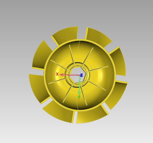 3D激光扫描仪逆向工程技术应用三维逆向建模和修复...