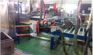 電阻焊機的使用方法及注意事項