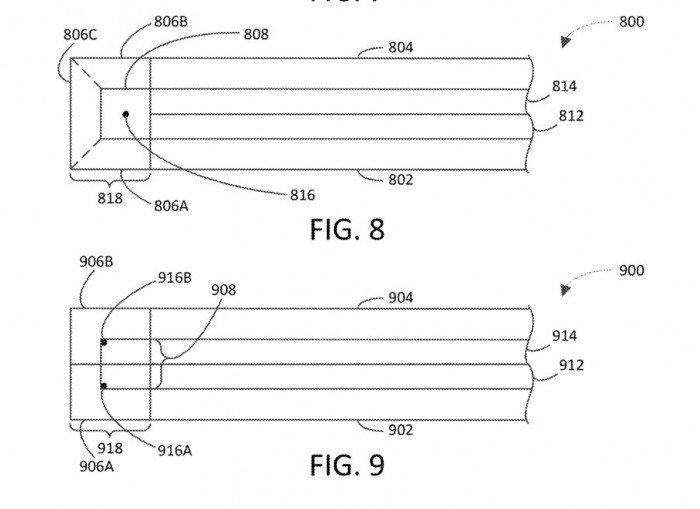 微软最新专利 三块屏幕的智能手机?