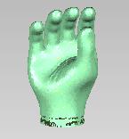 3D扫描仪人体假肢模型制作三维激光扫描3D打印逆...