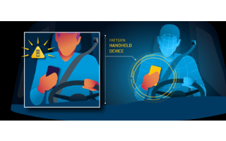 Lytx增强型机器视觉与AI风险探测技术解决分心...