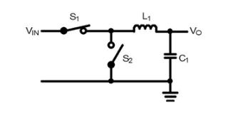 DC/DC转换中降压型开关稳压器工作原理