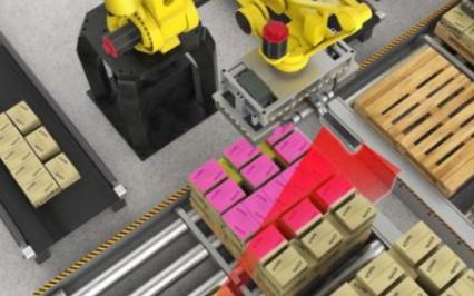 3D智能传感器助力仓储自动化一臂之力