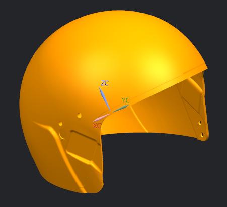 3D扫描仪摩托车头盔高精度采集数据逆向抄数检测头...