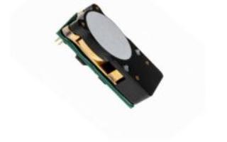 二氧化碳传感器模块COZIR-Blink用于低成本分布式建筑管理系统