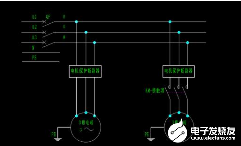 电机保护断路器、热继电器的区别以及应用分析