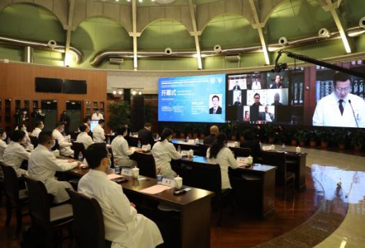 上海联通5G-SA独立组网正在全面助力疫情远程诊...