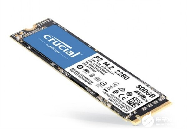 英睿达P2上架 250GB连续读取速度最大2100MB/s