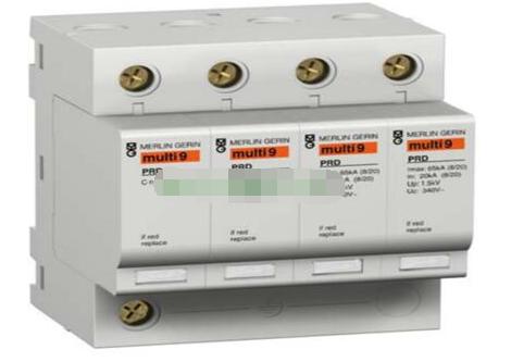 电涌保护器的作用及工作原理