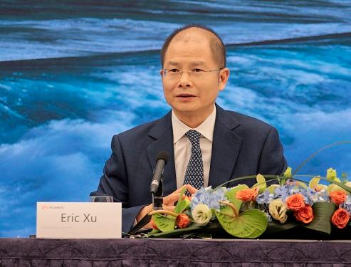 华为董事长徐直军表示美国的打击和遏制给华为带来了...