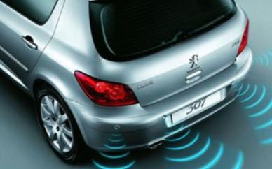 超声波传感器在汽车倒车雷达中的工作原理
