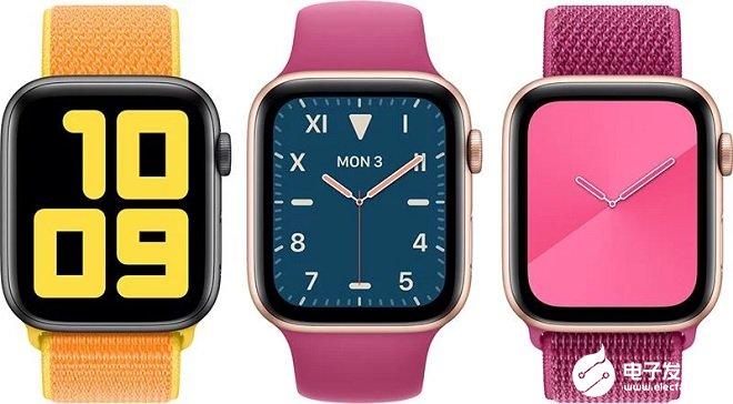 苹果推出watchOS 6.2.1更新 主要修复FaceTime方面的bug