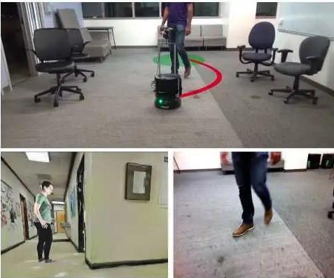 研究人员开发出了一种称为LB-WayPtNav-DH的机器人导航新框架