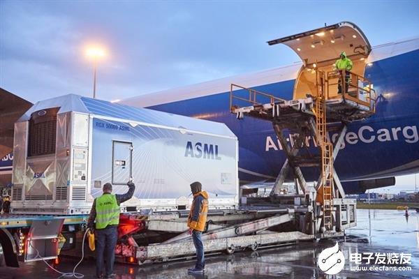 ASML去年交付26臺極紫外光刻機 其中約一半面向大客戶臺積電