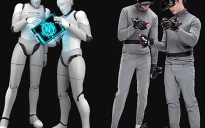 Manus VR发布全新全身跟踪技术解决方案Manus Polygon