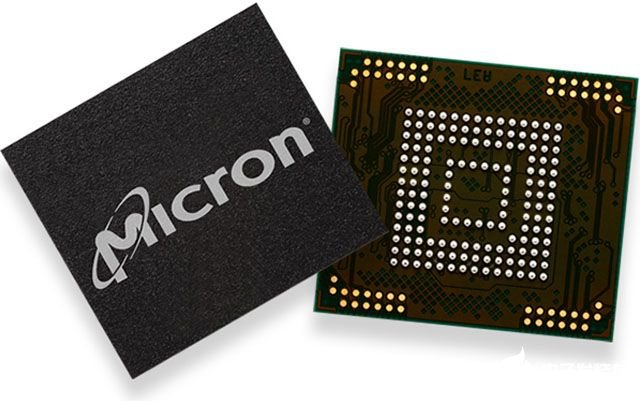 美光即將量產第(di)四代3D NAND存儲器(qi) 層數達到128層