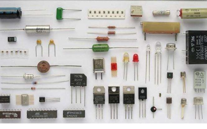 如何实现常用电子元件