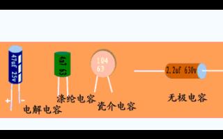 如何识别色环电阻和电容识别单位换算详细说明