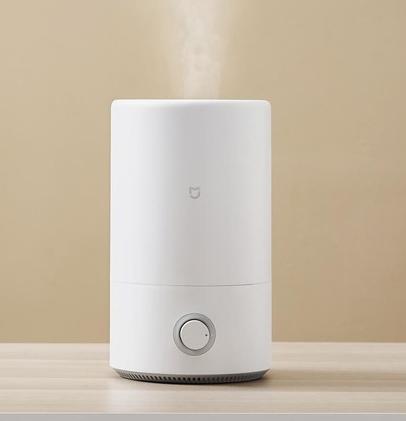 米家正式发布了米家加湿器拥有280mL/h的加湿量抑菌效果达到了99%
