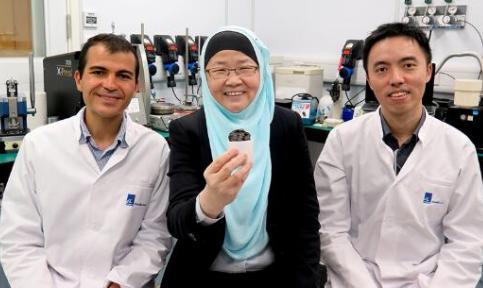 科学家研发新型半固态电解质,通过重新构想的电池组件实现
