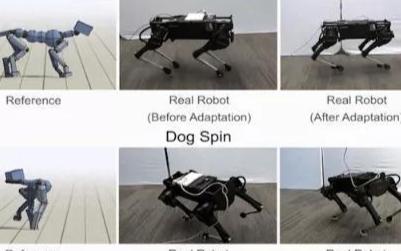 Google如何让机器狗实现像真正的狗一样运动
