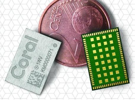 村田制作与谷歌研发最小AI Coral加速器模块,采用小型化封装