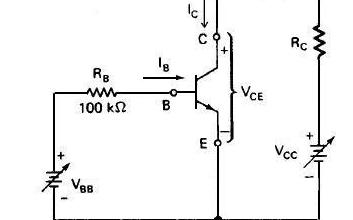 三极晶体管电路设计的特性和特点分析
