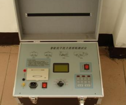 高压介质损耗测试仪的技术指标和工作原理